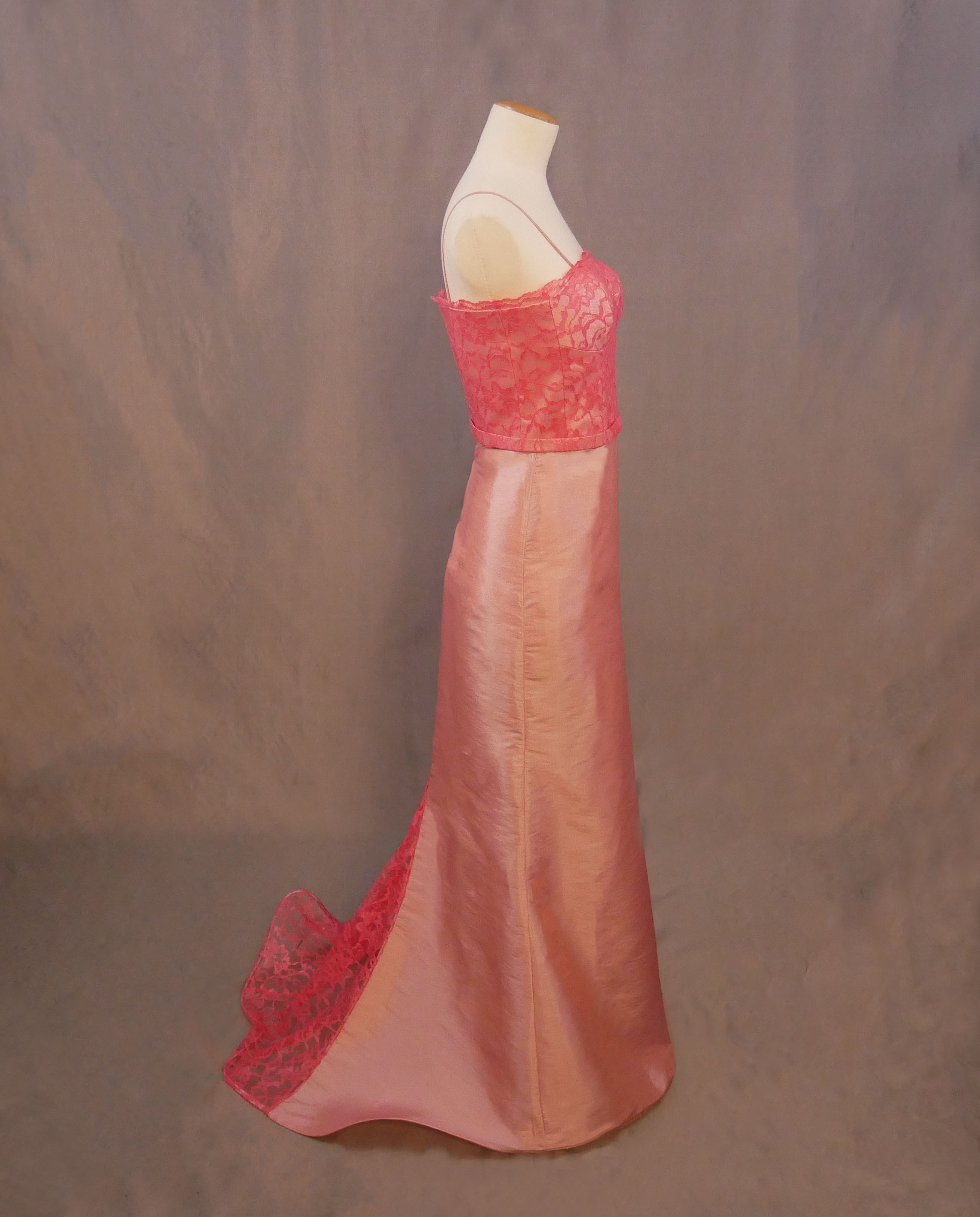 pink-lace-mermaid-gown-bardot